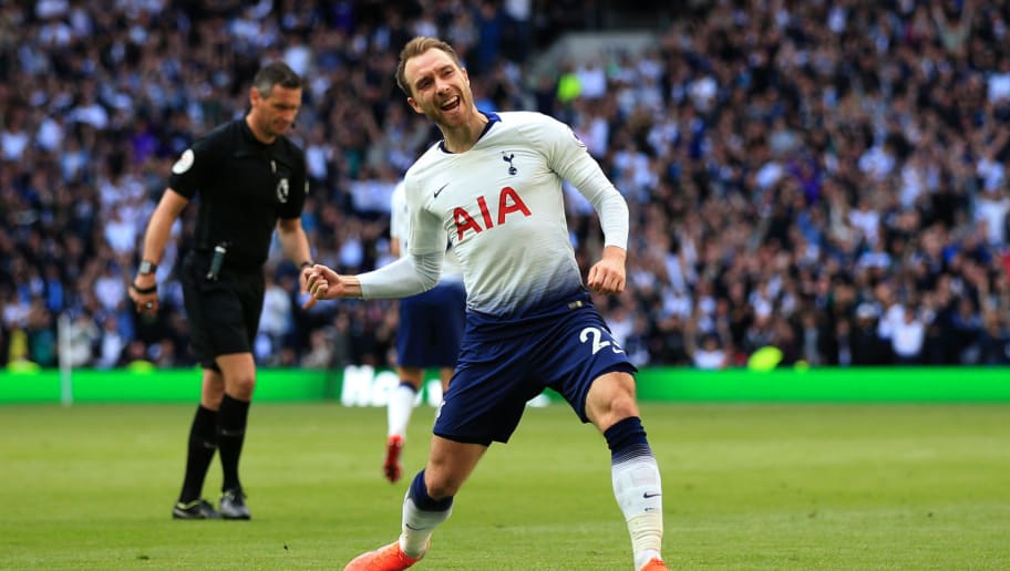 Atletico Madrid Reportedly Looking at Christian Eriksen as Alternative to James Rodriguez
