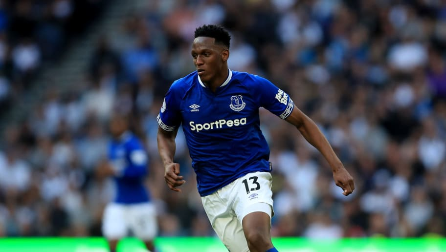 official photos ca391 afce9 Everton Defender Yerry Mina Charged by FA For Breach of ...