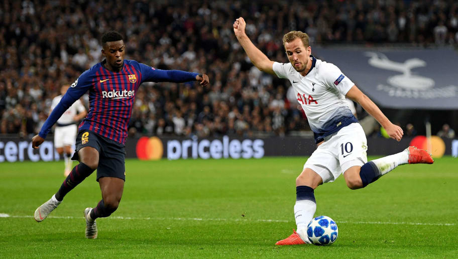 Image result for barcelona v tottenham