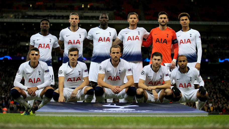 Picking the Best Potential Tottenham Lineup to Face ...