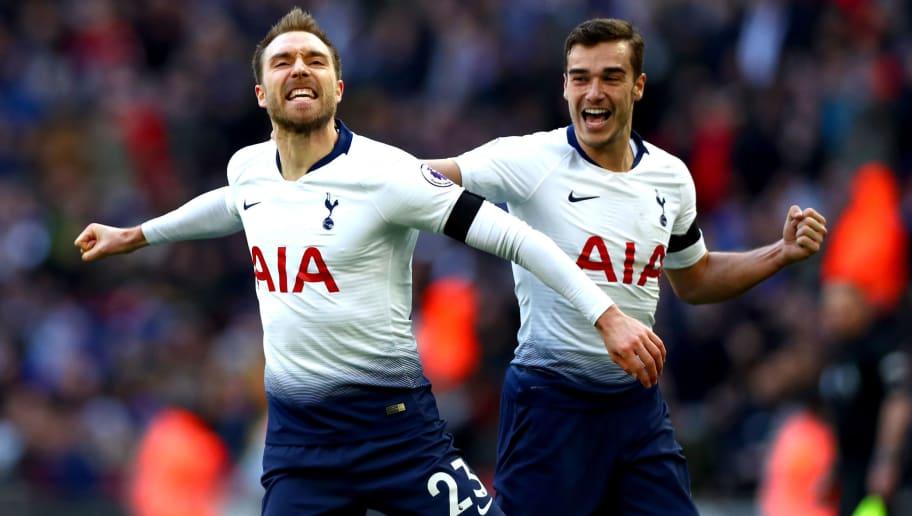 Tottenham Hotspur v Leicester City - Premier League