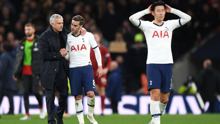 Jose Mourinho,Harry Winks