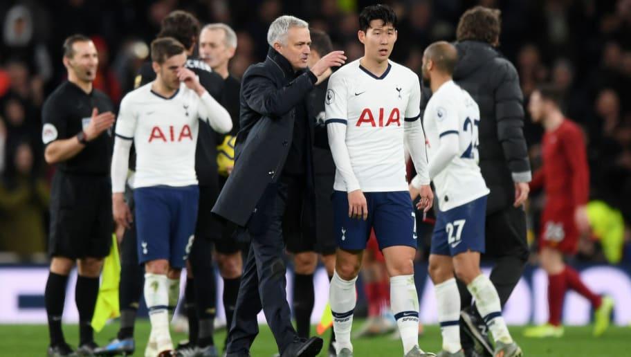 Jose Mourinho,Heung-Min Son
