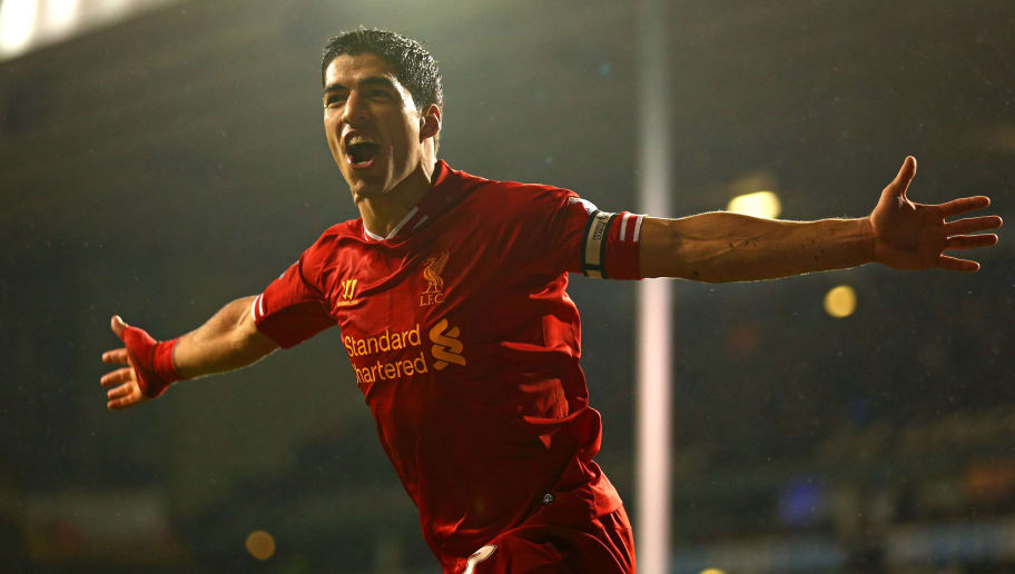 Luis Suarez Labels Liverpool Fans 'the Best' in the World