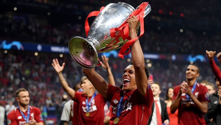 Trent Alexander Arnold Admits His Dreams Came True After Starring In Liverpool S Ucl Triumph 90min