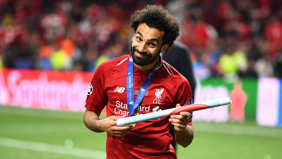 Image result for salah champions league final