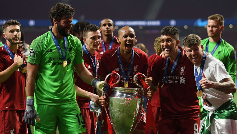 eb8a2fa02 Alisson Reveals the Tactical Change Which Led to Liverpool's Champions  League Win