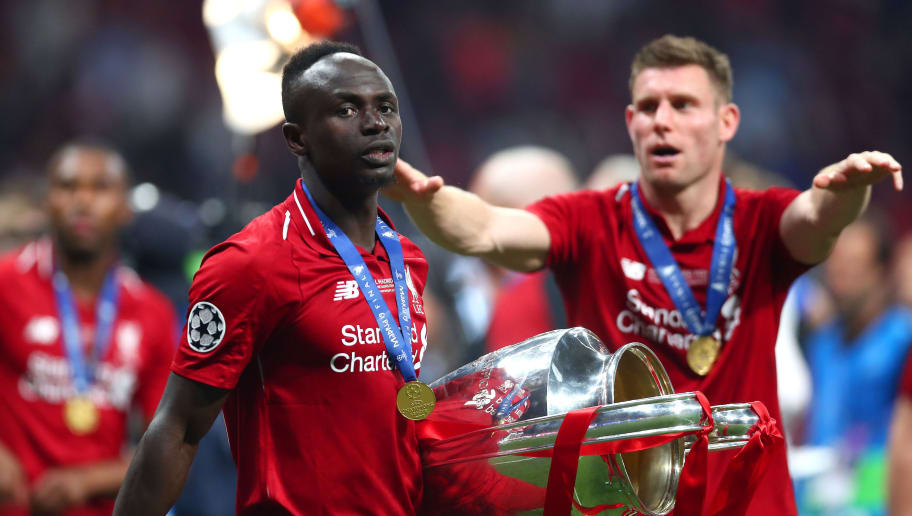 Sadio Mane Claims He Would Trade Champions League Medal for Africa Cup of Nations Triumph