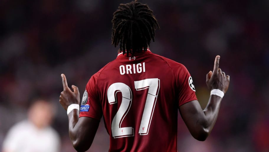 Divock Origi