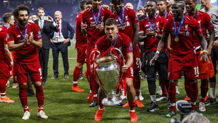 Roberto Firmino Reveals 'Big Goals' After First Trophies With Liverpool