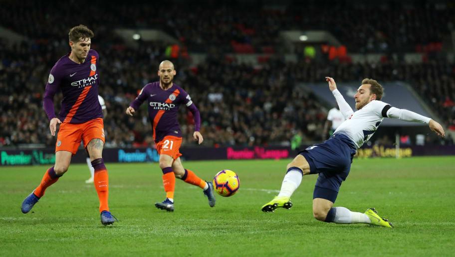 Tottenham Hotspur Vs Manchester City Picking A Combined Xi Ahead Of