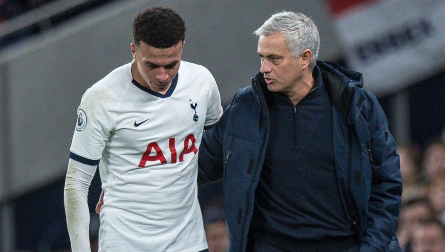 José Mourinho Delivers Fitness Update on Dele Alli Ahead of FA Cup Replay  Against Southampton | 90min