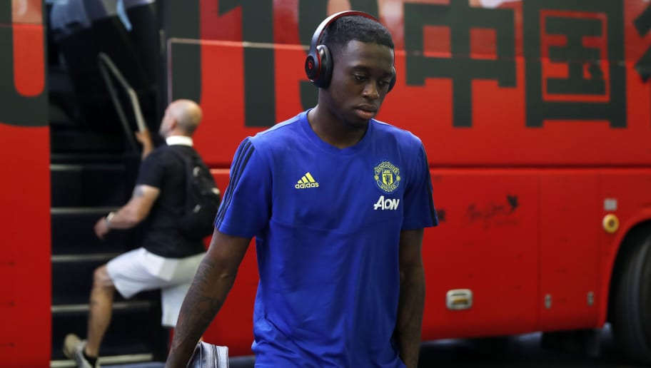 Roy Hodgson Reveals What He Told Aaron Wan-Bissaka Before Man Utd Move