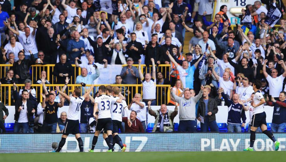 Tottenham S Greatest Xi Of The Premier League Era 90min