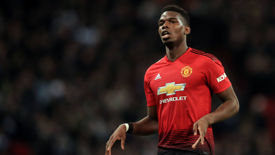 Pogba reveals Man Utd players' nickname for Solskjaer