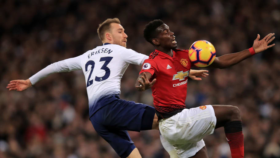 Christian Eriksen,Paul Pogba