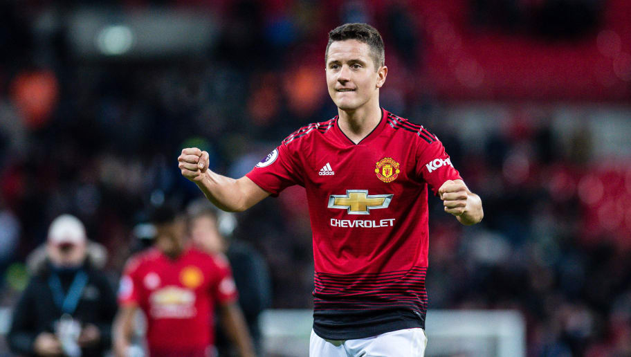 Ander Herrera Claims Man Utd Players Feel Liberated Under