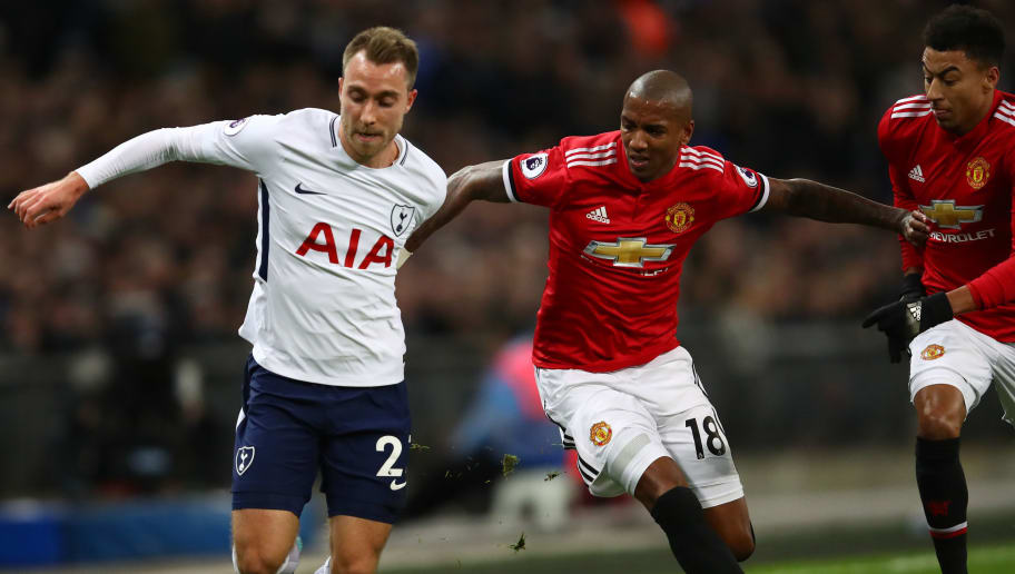 Ashley Young,Christian Eriksen