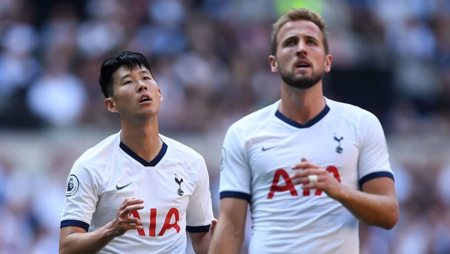 Heung-Min Son,Harry Kane
