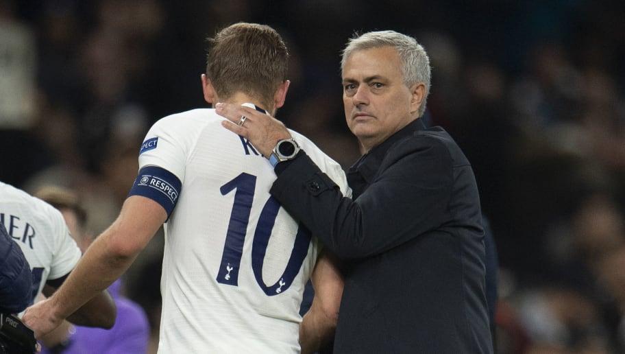 Harry Kane,Jose Mourinho