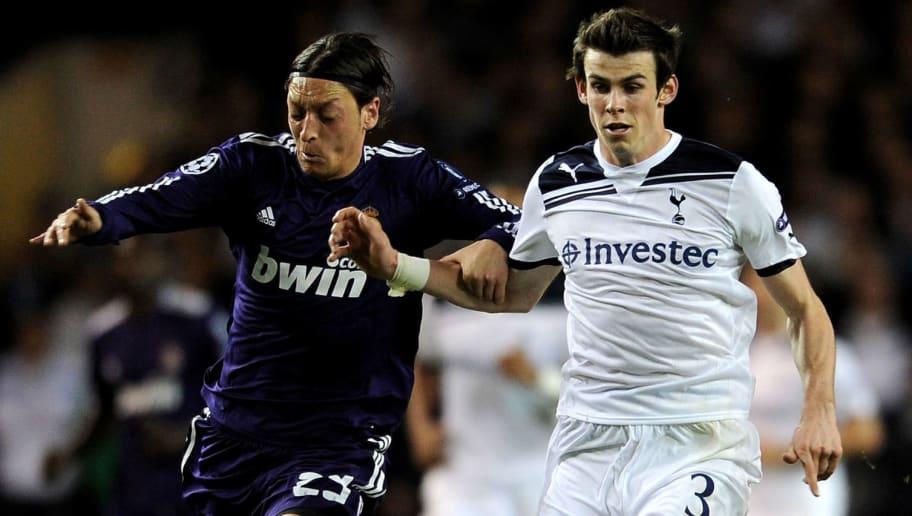 Gareth Bale,Mesut Ozil