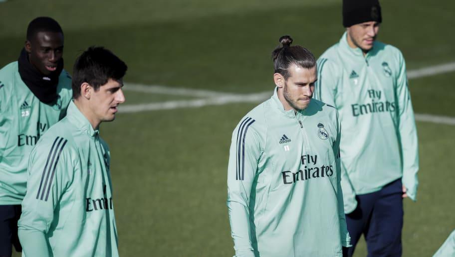 Gareth Bale,Thibaut Courtois