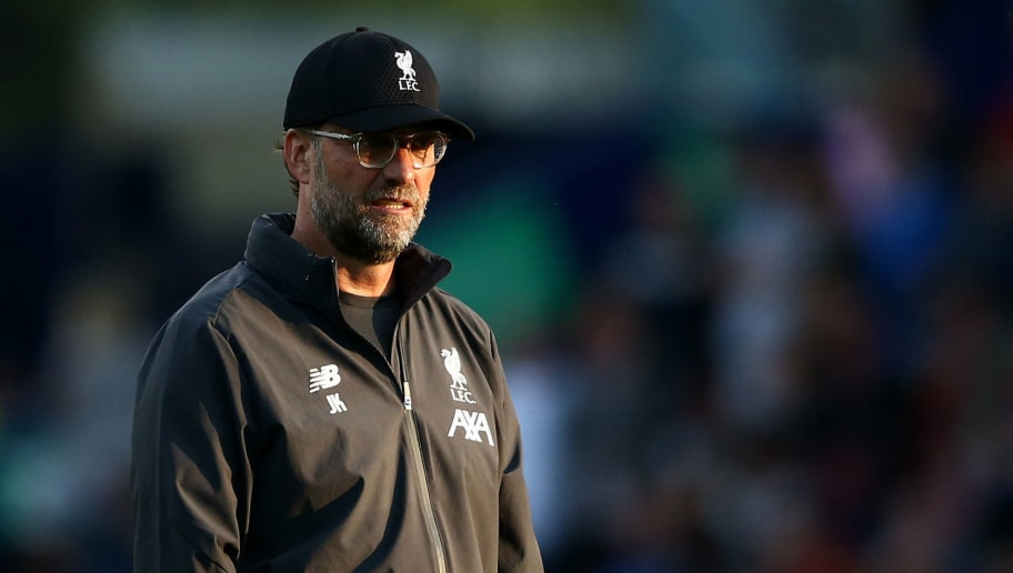 Jurgen Klopp Reveals Plans to Use Midfielder in 'Jorginho' Role Next Season