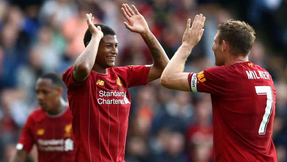 6 Youngsters Liverpool Should Play Against MK Dons in the Carabao Cup