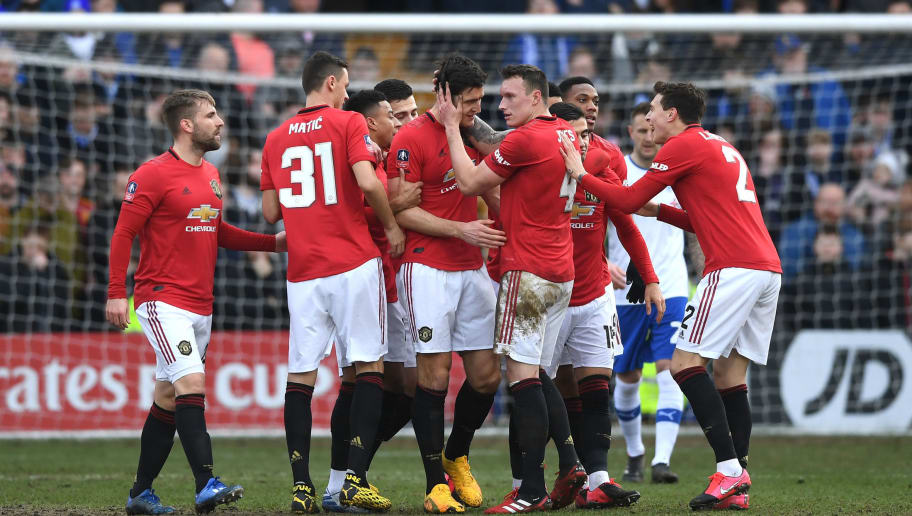 Manchester United Hit 19-year High With First-Half FA Cup Demolition of Tranmere