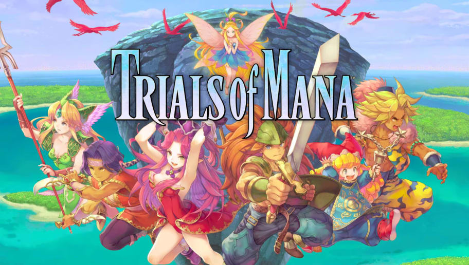 Trials of Mana will receive a full HD remake, set to arrive in early 2020.