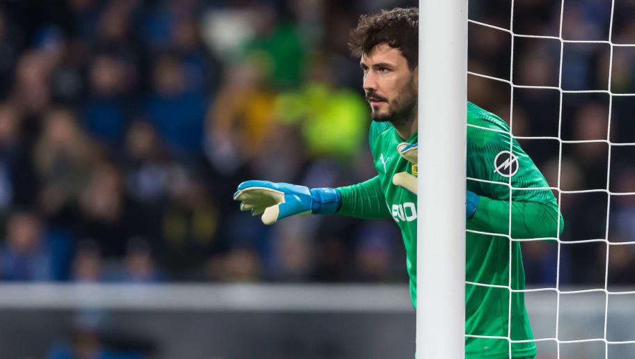 Borussia Dortmund: Bürki verteidigt Favre und hält weiter an der Meisterschaft fest