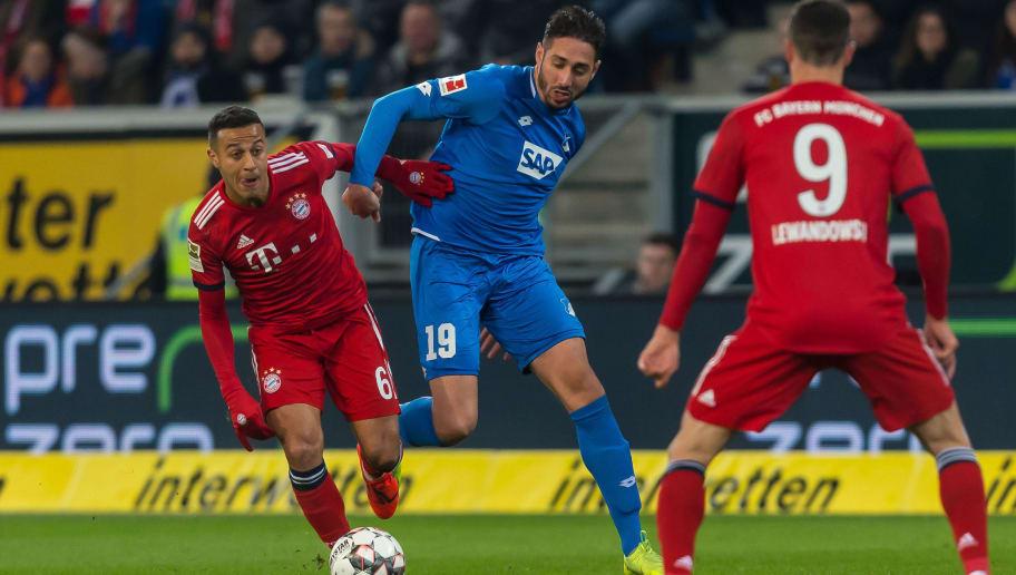 Fc Bayern Vs Tsg Hoffenheim Ubertragung Live Stream