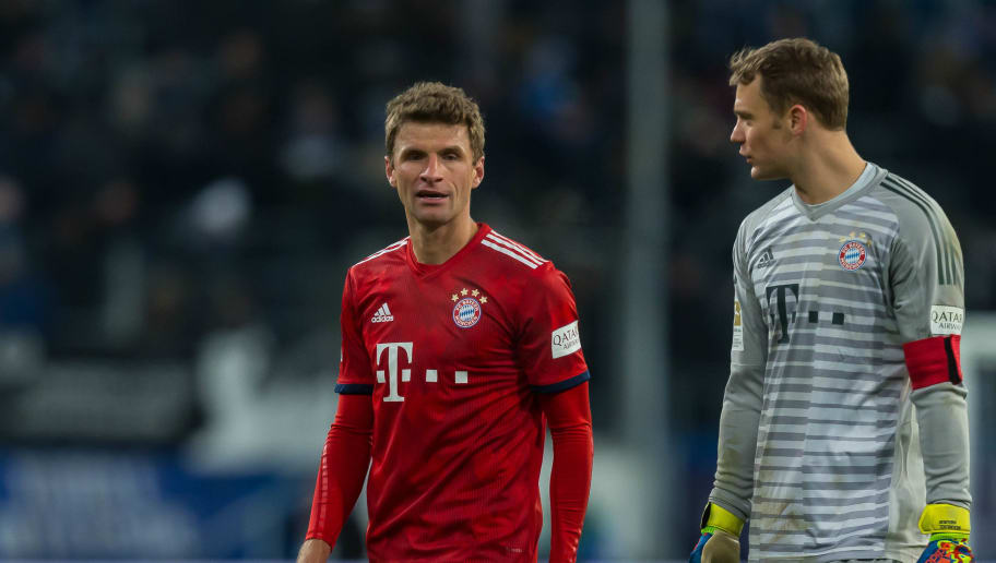 Thomas Mueller,Manuel Neuer