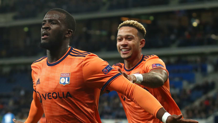 Tanguy Ndombele's Squad Number at Tottenham Revealed Following ...