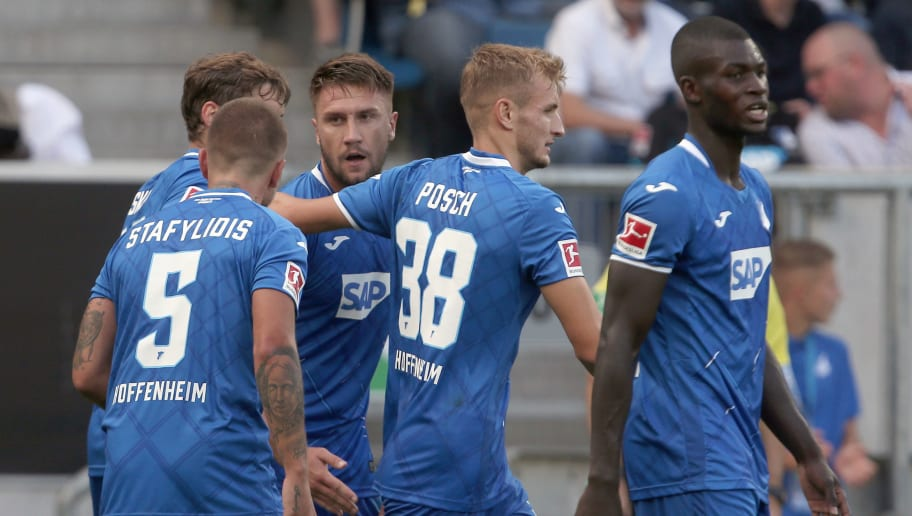 Image result for Hoffenheim vs Paderborn