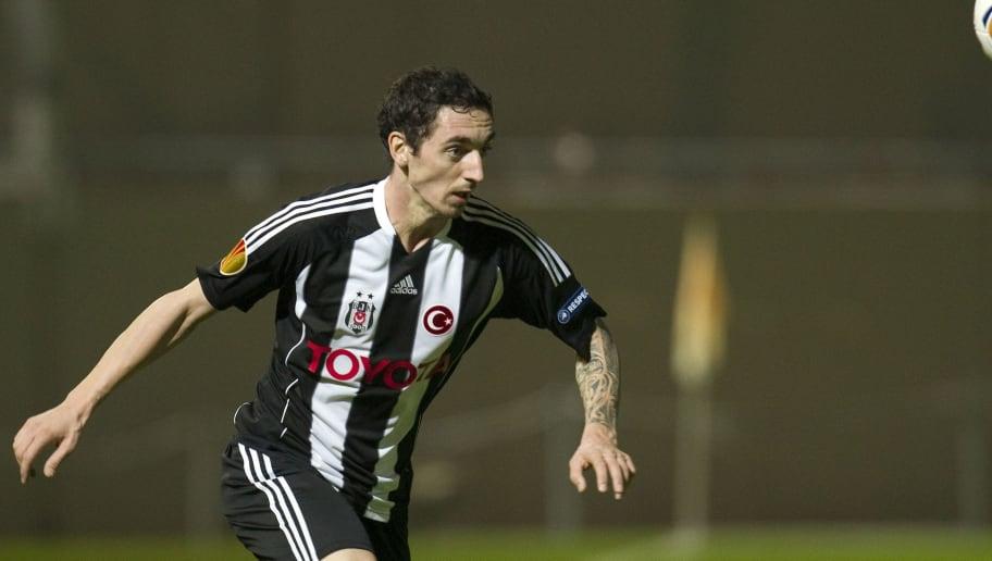 Turkish Besiktas JK midfielder Roberto H