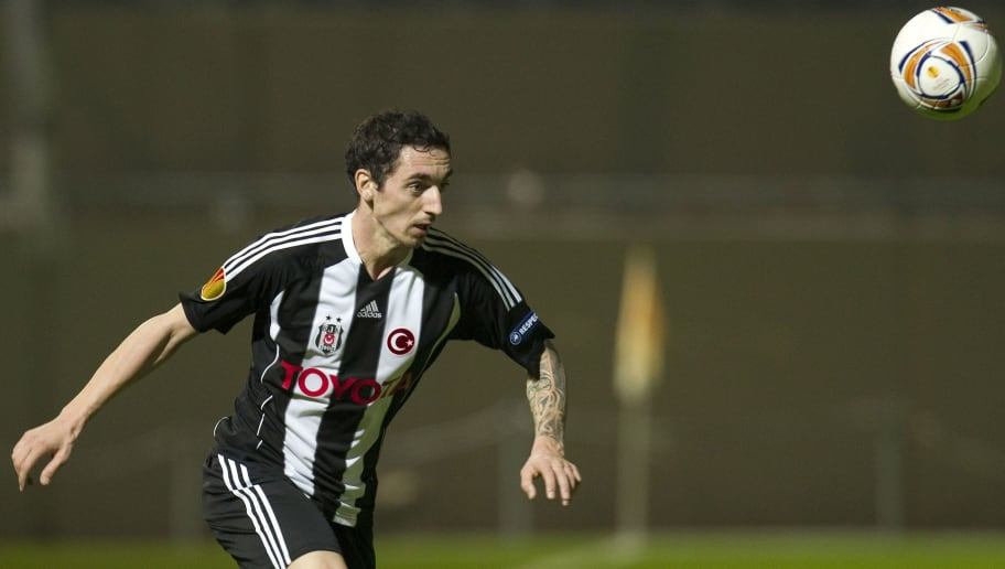 Turkish Besiktas JK midfielder Roberto H
