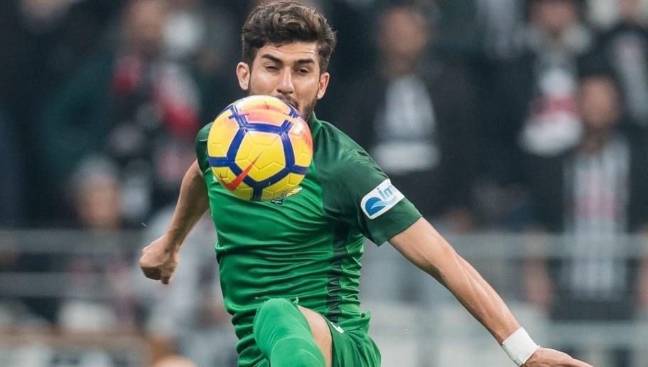 "Turkish Spor Toto Super Lig""Besiktas AS v Teleset Mobilya Akhisarspor"""