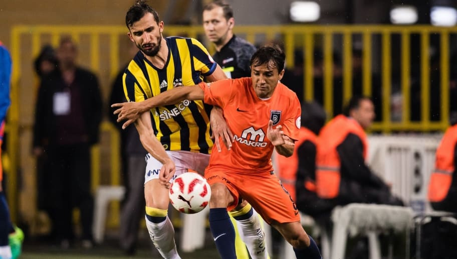 Turkish Spor Toto Super Lig'Fenerbahce SK v Medipol Basaksehir FK'