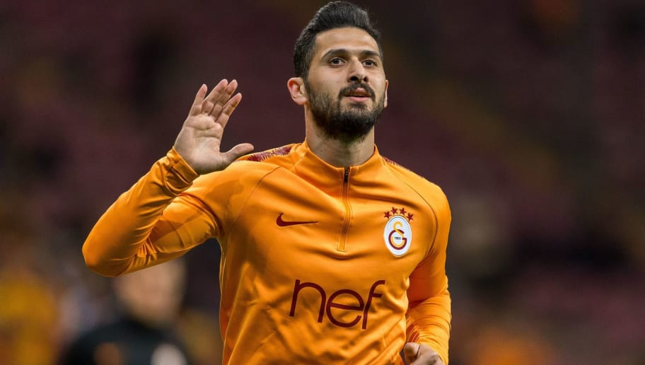 "Turkish Spor Toto Super Lig""Galatasaray AS v Antalyaspor AS"""