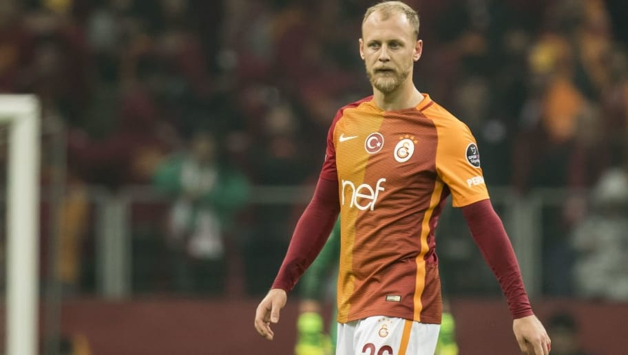 Turkish Spor Toto Super Lig'Galatasaray SK v Besiktas JK'
