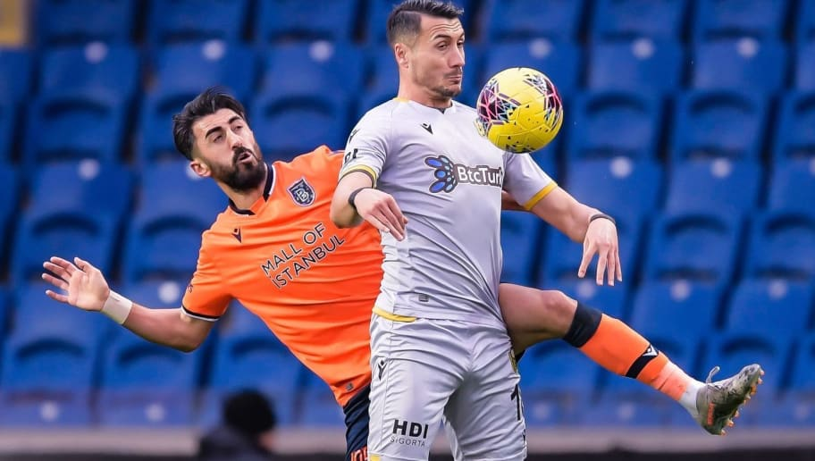 "Turkish Spor Toto Super Lig""Medipol Basaksehir FK v BTC Turk Yeni Malatyaspor"""