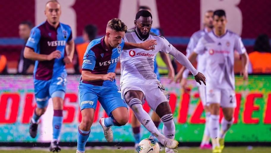 """Turkish Spor Toto Super Lig""""Trabzonspor AS v Besiktas AS"""""""