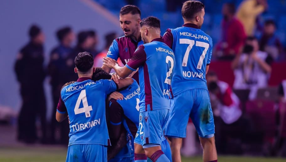 "Turkish Spor Toto Super Lig""Trabzonspor AS v Besiktas AS"""