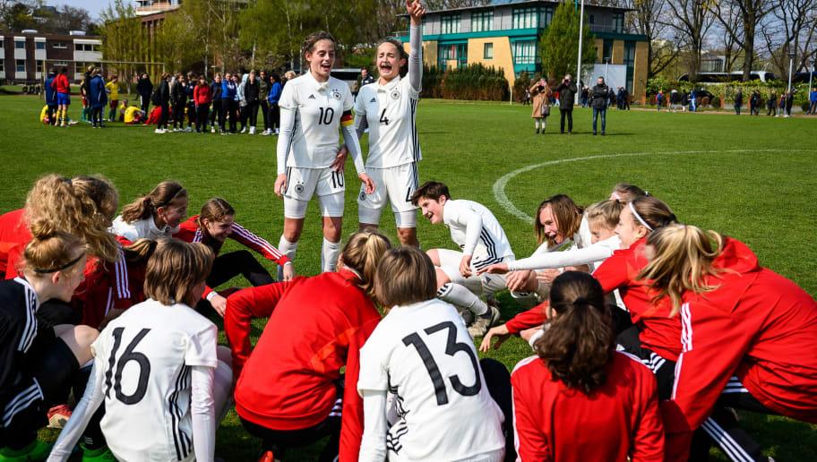 U16 Girl's Federal Cup