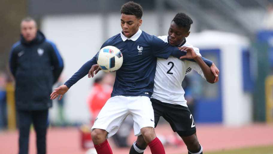 U18 Germany v U18 France - International Friendly