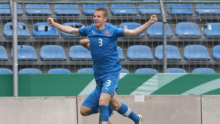 U19 Germany v U19 Slovakia  - UEFA Under19 Elite Round