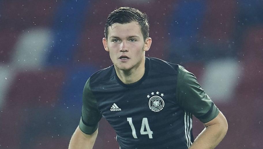 U19 Poland v U19 Germany  - UEFA Under19 Euro Qualifier