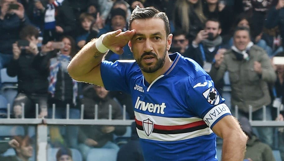 UC Sampdoria v Genoa CFC - Serie A