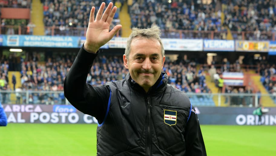 Marco Giampaolo Officially Confirmed as New Milan Head Coach on Initial 2-Year Deal